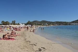 Plage de Talamaca - Ibiza
