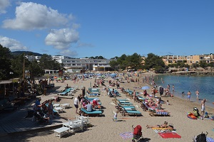 Port del Torrent Beach - Sant Josep de sa Talaia