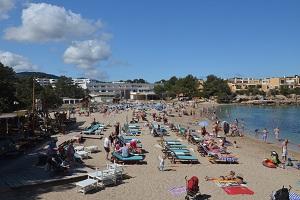 Plage du Port des Torrent - Sant Josep de sa Talaia