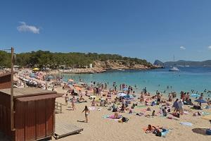 Plage de Cala Bassa - Sant Josep de sa Talaia