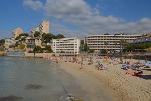 Plage de Cala Major - Palma de Majorque