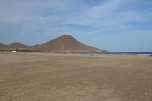 Los Genoveses Beach - San José