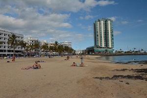 Reducto Beach - Arrecife