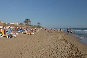 Plage d'Estrella del Mar - Marbella