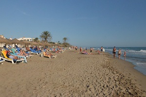 Estrella del Mar Beach - Marbella