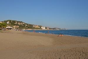 Caleta Beach - Málaga