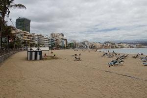 Plage de Las Canteras - Las Palmas de Gran Canaria