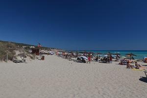 Plage des Arenals - Les Dunes - Playa Migjorn