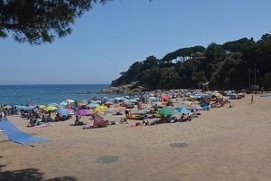 Crique de sa boadella lloret de mar catalogne espagne avis et photos - Piscine santa bona ...
