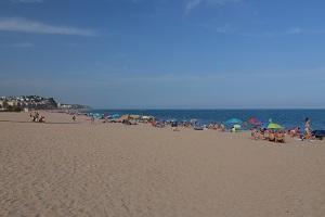 Plage de Cavaio - Arenys de Mar
