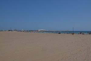 Plage de Ribes Roges - Vilanova I la Geltru