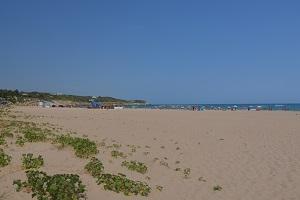 Plage del Far de Sant Cristofol - Vilanova I la Geltru