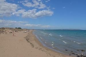 Plage des Dunes d'El Pinet - Elche