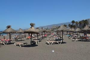Plage du Troya - Playa de las Americas