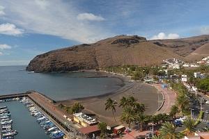 Plage de San Sebastian - San Sebastian Gomera