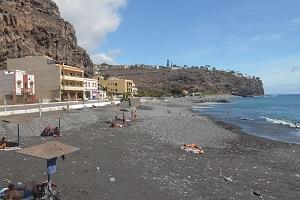 Plage de Santiago - Playa de Santiago