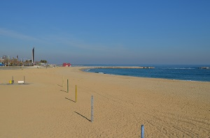 Plages Barcelone
