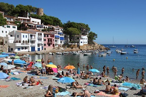 Beaches in Begur