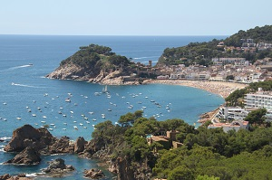 Beaches in Tossa de Mar