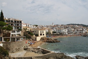 Beaches in Palafrugell