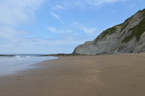 Beaches in Zumaia