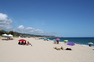 Beaches in Mataró