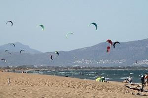 Beaches in Sant Pere Pescador