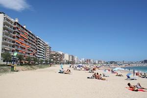 Beaches in Sant Antoni de Calonge