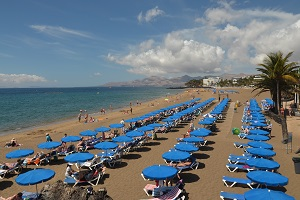 Beaches in Puerto del Carmen