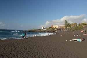 Plages Puerto de la Cruz