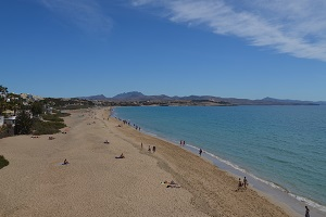 Beaches in Costa Calma