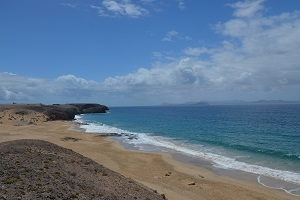 Beaches in Playa Blanca