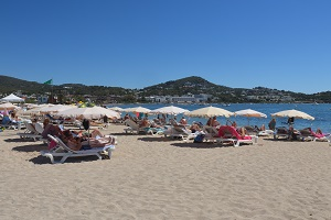Beaches in Ibiza