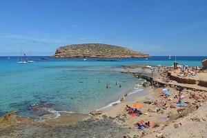 Beaches in Sant Josep de sa Talaia