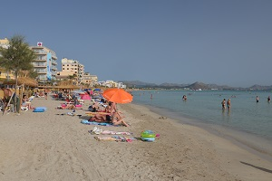 Plages Can Picafort