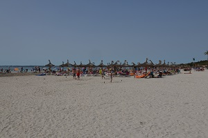 Plages Port d'Alcudia