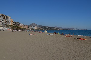 Beaches in Málaga