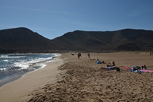 Beaches in Rodalquilar