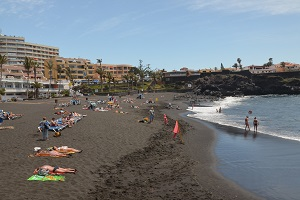 Plages Puerto Santiago-Los Gigantes
