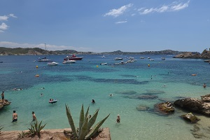 Plages Cala Fornells