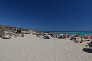 Plages Playa Migjorn