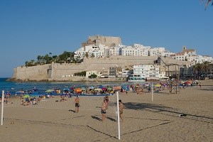 Beaches in Peñiscola
