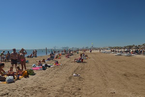 Plages Valencia