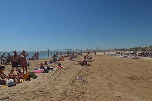 Beaches in Valencia