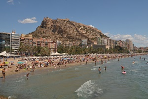 Plages Alicante
