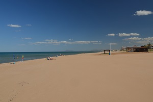 Plages Xeraco