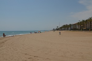 Plages Calafell