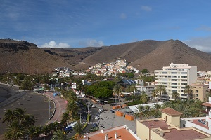 Plages San Sebastian Gomera